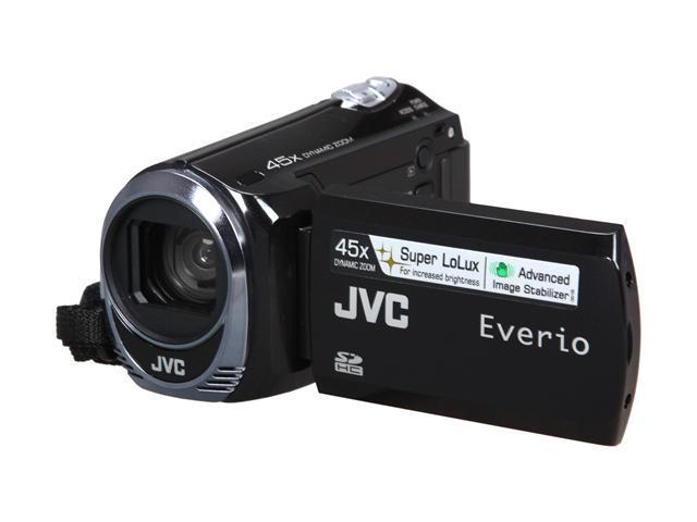 jvc everio gz ms110 manual