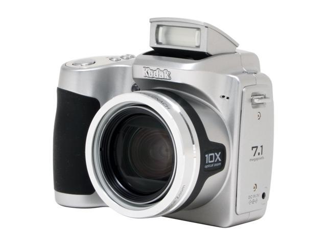 Kodak EasyShare ZD710 Silver 7.1 MP Digital Camera