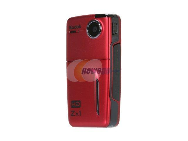 Kodak Zx1 Red 1/4.5