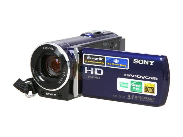 how to delete events from sony handycam