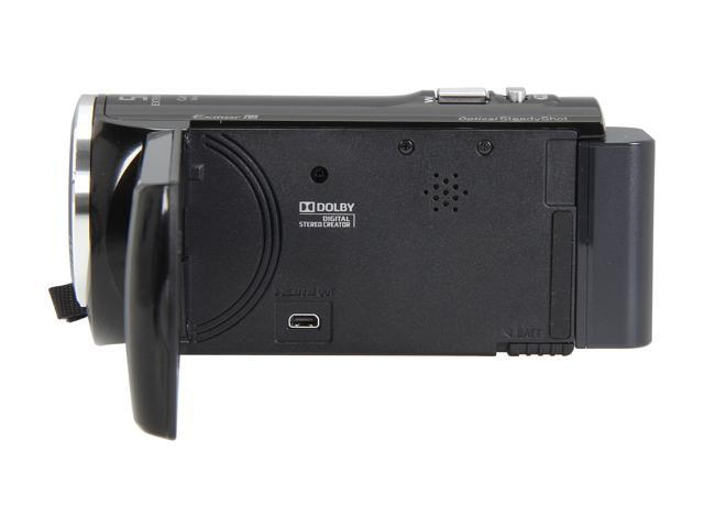 SONY HDR-CX290/B Black Full HD HDD/Flash Memory Camcorder