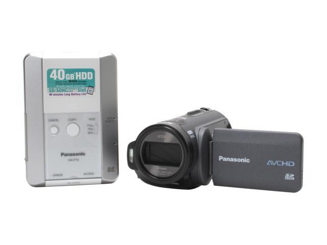 Panasonic AG-HSC1U High Definition HDD/Flash Memory Camcorder