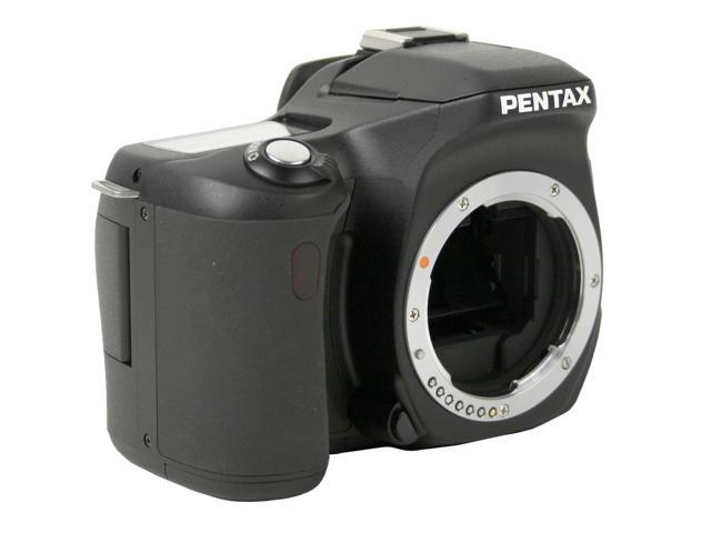 PENTAX *ist DS Black 6.1 MP Digital SLR Camera - Body Only