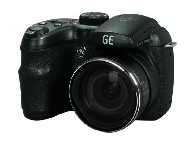 GE X5 Black 14.1 MP Digital Camera