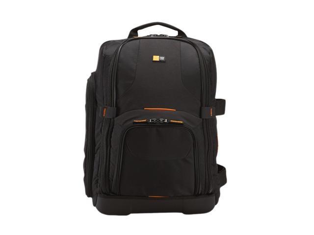 Case Logic SLRC-206 SLR Camera Bags & Cases Black SLR Camera/Laptop Backpack