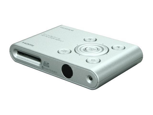 FUJIFILM HDP-L1 FinePix HD Player and Remote