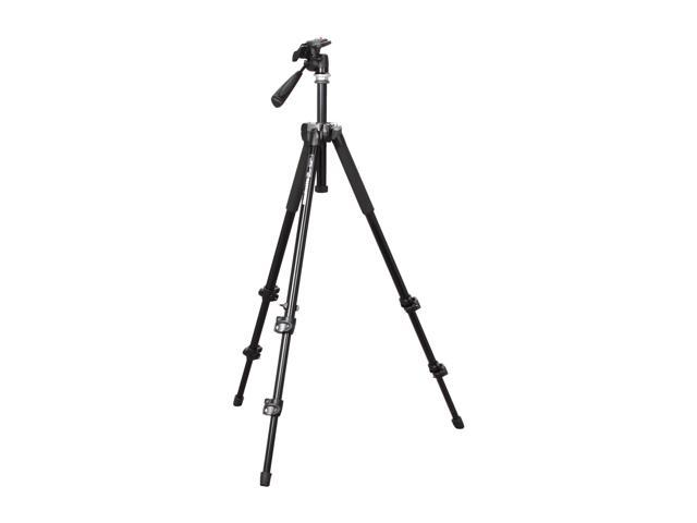 Manfrotto MK293A3-A3RC1 293 Aluminum 3 Section Tripod with QR 3 Way Head