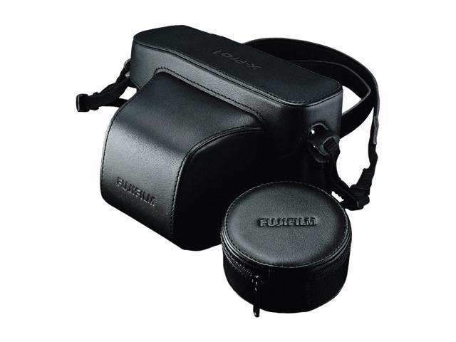 FUJIFILM LC-XPro1 (16240896) Black Leather Case
