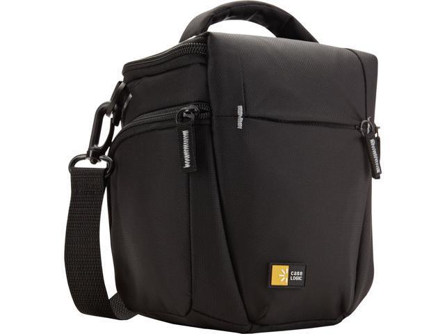 Case Logic TBC-406-BLACK Carrying Case (Holster) for Camera - Black