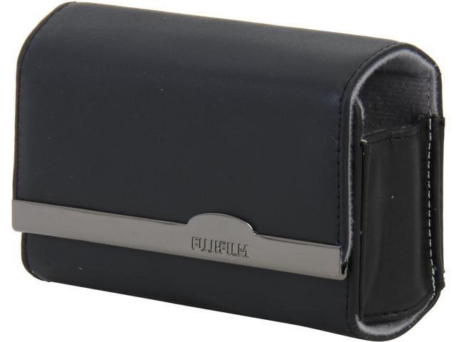 FUJIFILM 600011984 Black F-Series Leather Envelope Case