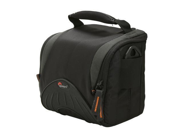 Lowepro Apex 110 AW (Black) DSLR Shoulder Bag & Sandisk 8 GB (Class 4) SDHC Flash Memory Card Kit