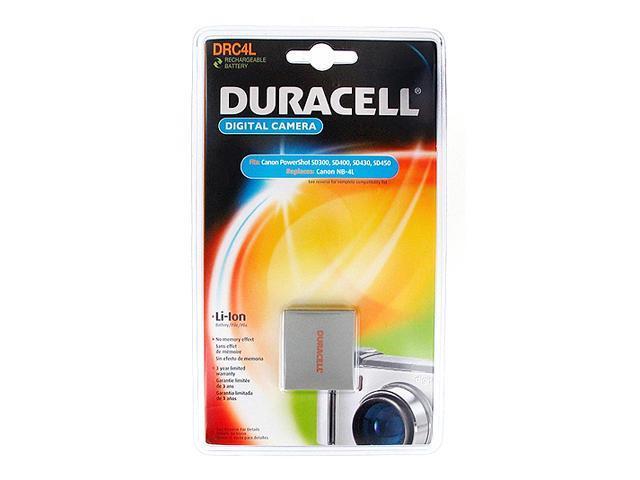 DURACELL DRC4L Battery