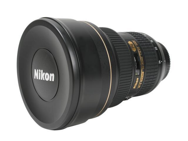 Nikon AF-S 14-24mm f/2.8G ED SLR Lenses Lenses Black