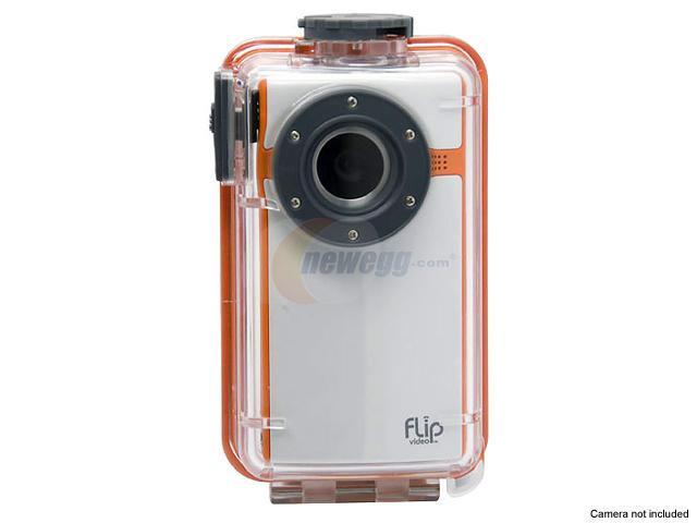 Flip Video Underwater Case for 1st Generation Flip Ultra  Camcorders, Model AWC1T