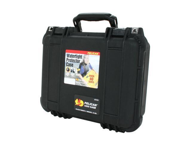 PELICAN 1400-000-110 Black Digital Camera Cases