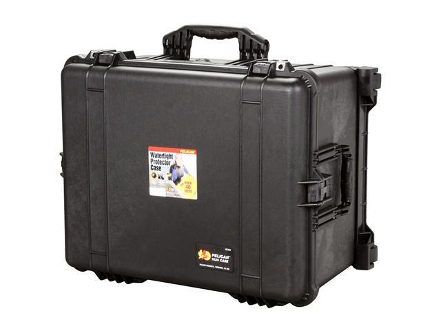 PELICAN 1620-020-110 Black Case
