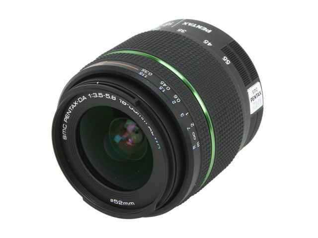 PENTAX 21880 DA 18-55mm f/3.5-5.6 AL WR Lens
