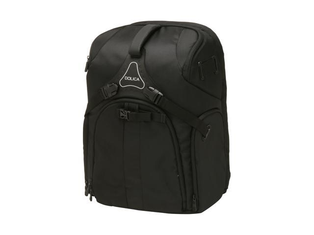 DOLICA DK-30 Black Travel Camera Backpack - Large
