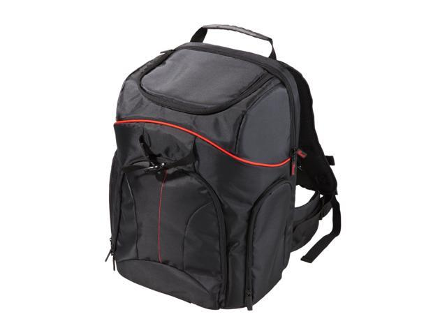Rosewill Shine-View RDCB-11001 Black Backpack for DSLR Camera, lens and 15.6