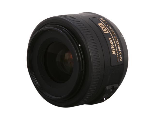 Nikon 2183RB AF-S DX NIKKOR 35mm f/1.8G Lens
