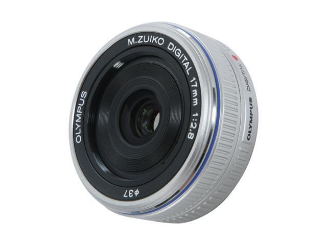 OLYMPUS M.ZUIKO DIGITAL 17mm f/2.8 Lens