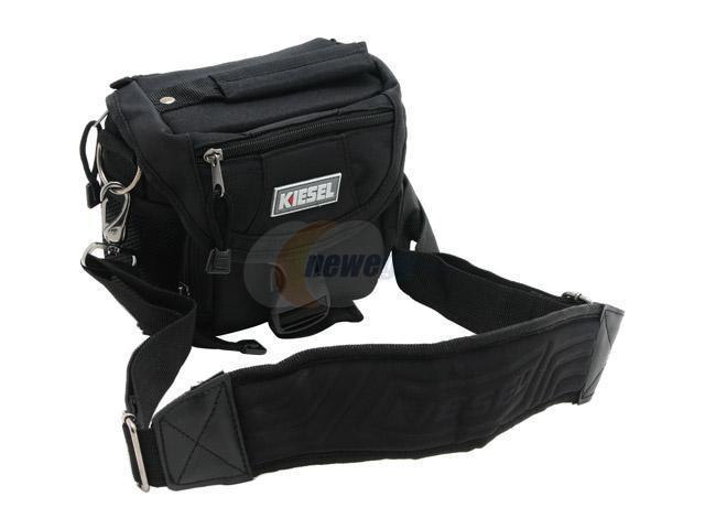 Kiesel DX300 Shoulder Style Digital Camera/Camcorder Bag (Black)