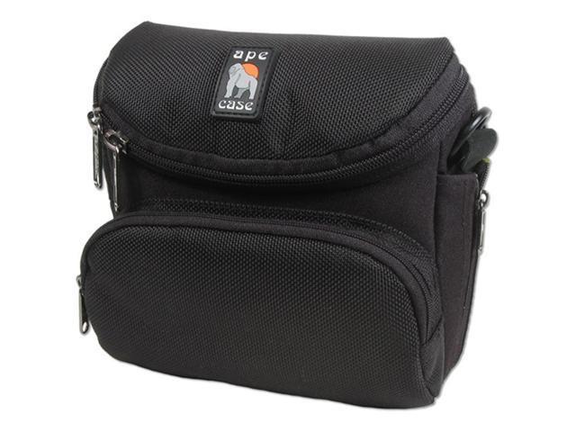 ape case AC240 Black Digital Camera and Small Camcorder Case