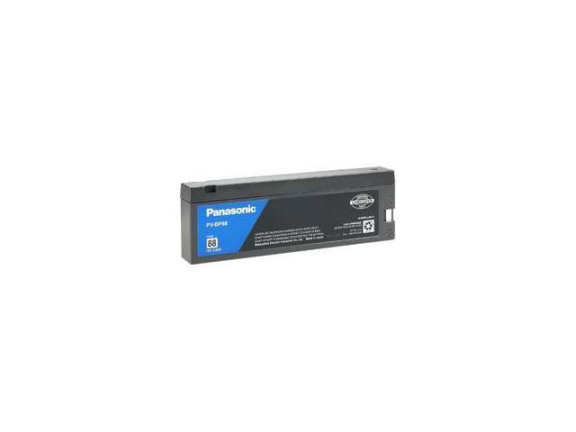 Panasonic PV-BP88 2300mAh/12V Lithium-Ion Battery for Full-size VHS Camcorders