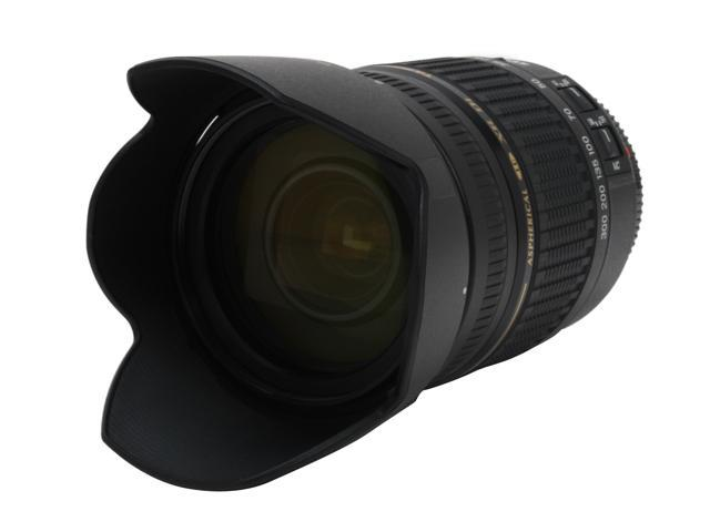 TAMRON AF 28-300mm f/3.5-6.3 XR Di LD VC (Vibration Compensation) Aspherical (IF) Macro Zoom Lens for Canon Digital SLR Cameras