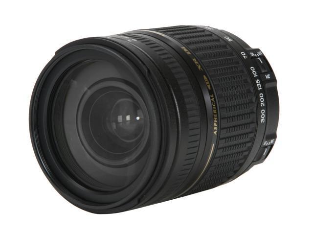 TAMRON AF 28-300mm F/3.5-6.3 XR Di VC LD Aspherical (IF) Macro Autofocus Lens for Nikon