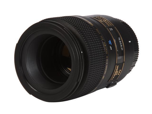 TAMRON AF272NII700 90mm f/2.8 SP AF Di Macro Lens for Nikon AF Black