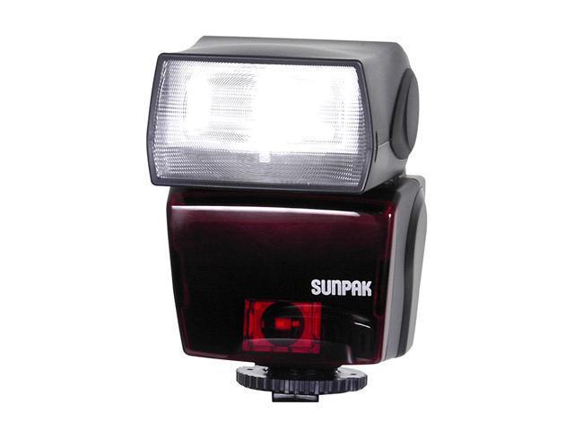 SUNPAK PF30XC Digital SLR Camera Dedicated TTL Flash - Canon