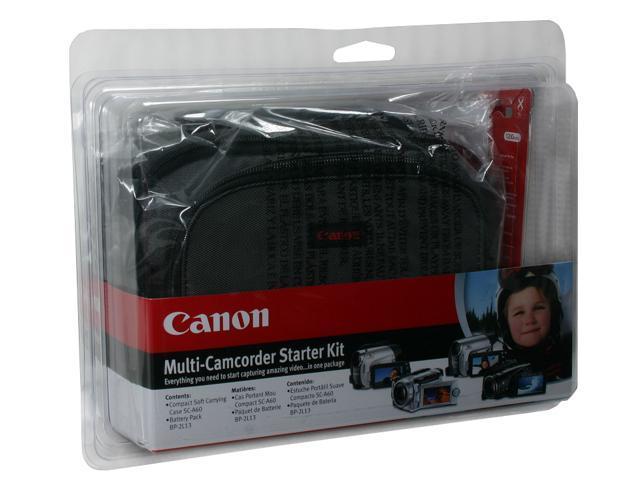 Canon 2069B006 Multi Camcorder Starter Kit