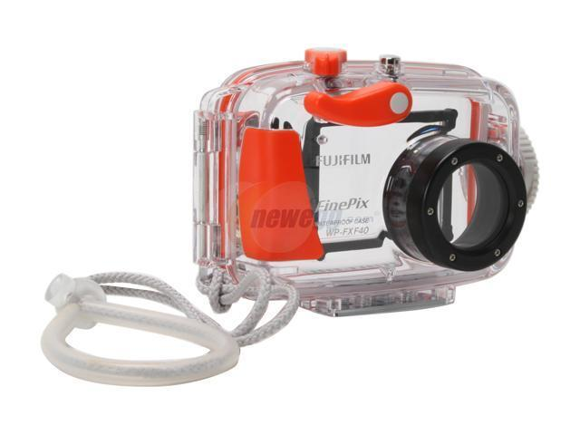 Underwater Housing for the Finepix F40
