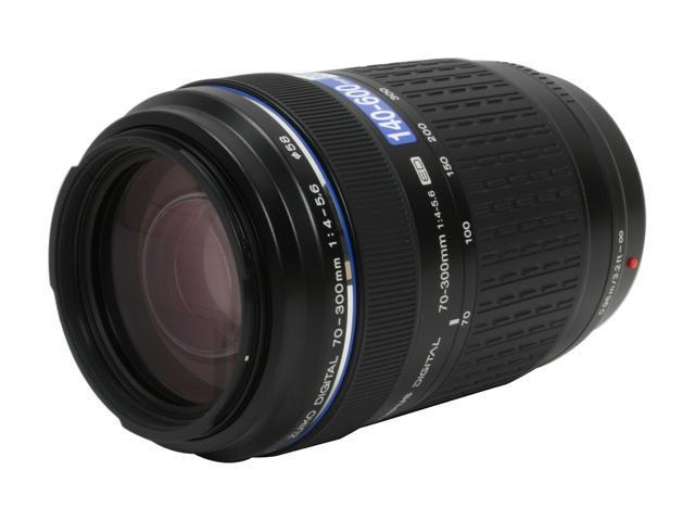 OLYMPUS 1060538 ZUIKO DIGITAL ED 70-300mm F4.0-5.6 Lens