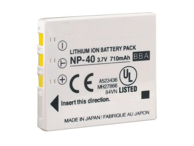 ULTRALAST UL-NP40 Digital Camera Battery