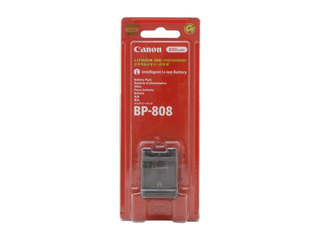 Canon BP-808 890mAh Lithium-Ion Battery Pack