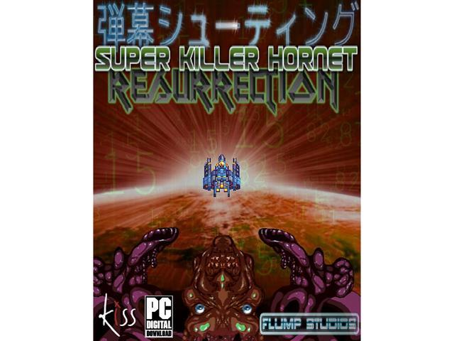 Super Killer Hornet: Resurrection [Online Game Code]
