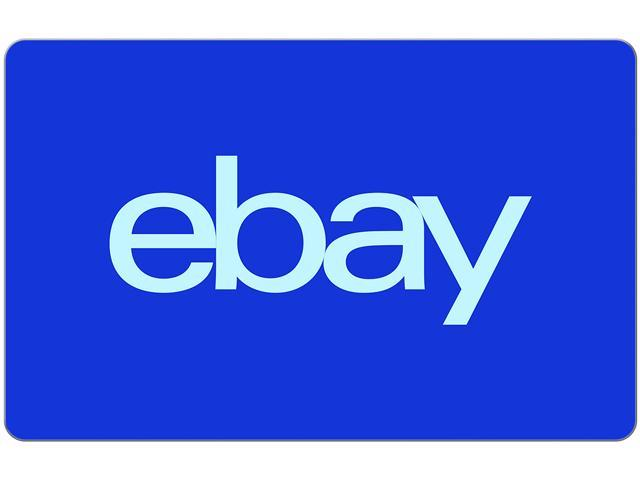 eBay $200 Gift Card (Email Delivery) - Newegg.com