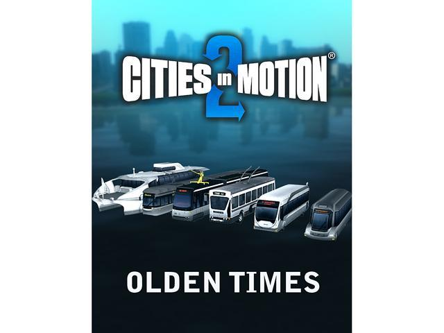 Cities in Motion 2: Olden Times (DLC) [Online Game Code]