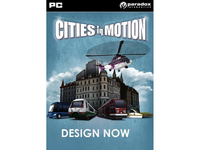 Cities in Motion: Design Now (DLC) [Online Game Code]