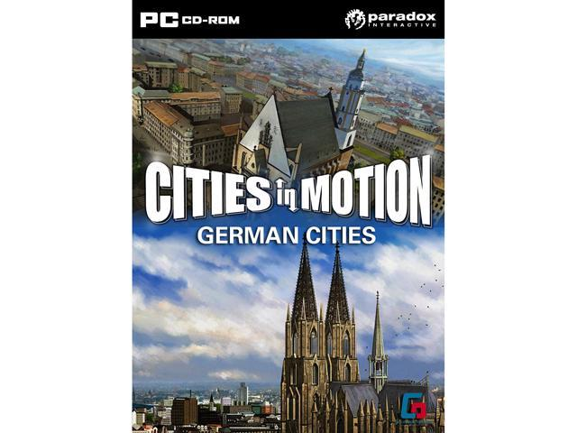 Cities in Motion: German Cities (DLC) [Online Game Code]