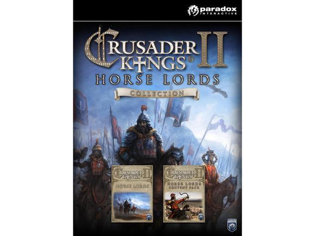 Crusader Kings II: Horse Lords Collection [Online Game Code]