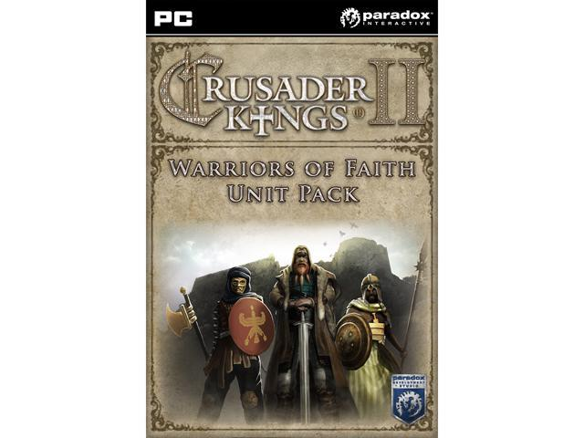 Crusader Kings II: Warriors of Faith Unit Pack (DLC) [Online Game Code]
