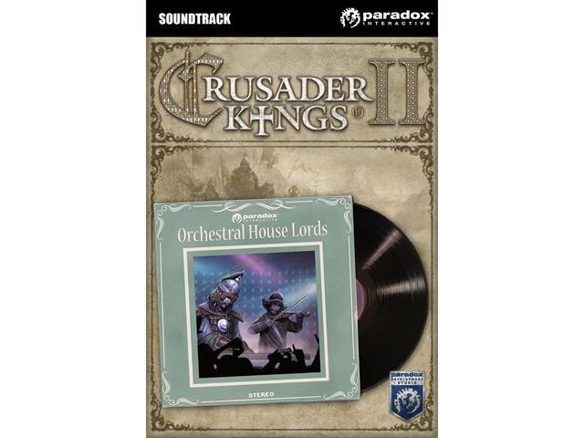 Crusader Kings II: Orchestral House Lords [Online Game Code]