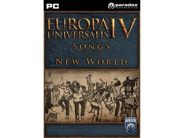 Europa Universalis IV: Songs of the New World [Online Game Code]