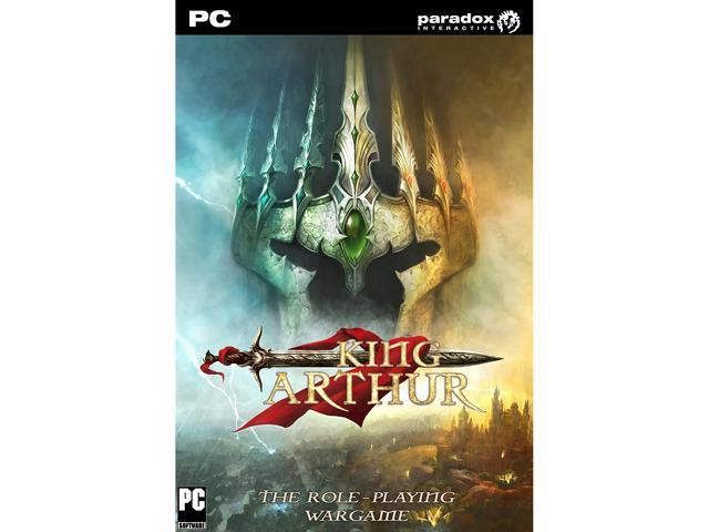 King Arthur: The Role-Playing Wargame [Online Game Code]