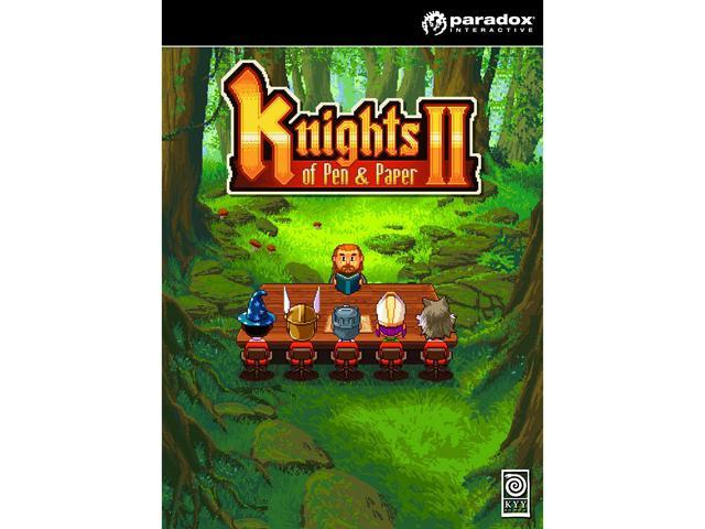 Knights of Pen and Paper 2 [Online Game Code]
