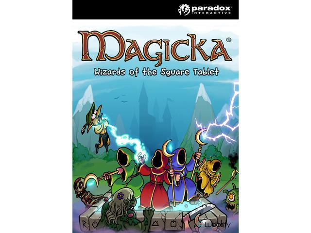 Magicka: Wizards of the Square Tablet [Online Game Code]