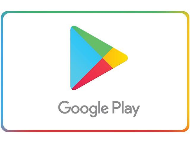 Google Play $25 Gift Card (Email Delivery) - Newegg.com